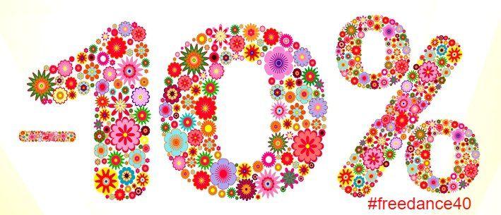 🎈🎈🎈 Сегодня прекрасный праздник - День Защиты Детей! Поздравляем всех юных танцоров! Желаем здоровья, радости, веселья и, конечно, танцев!  🎁🎁🎁 И в честь этого, ДАРИМ 10% СКИДКУ на приобретение путевки в Летний Танцевальный Лагерь Free Dance.  СПЕШИТЕ ЗАПИСАТЬ своего ребенка. ☎ 8 910 910 88 01 #freedance40 #фридэнс2017летнийлагерь