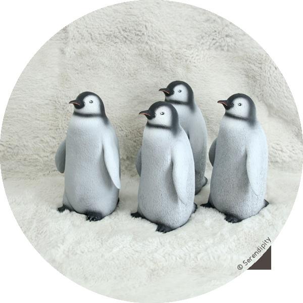 pingouin en mousse .:serendipity.fr:.