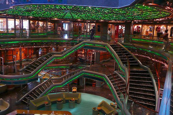 Carnival Victory cruise ship photos : Carnival Cruise ...