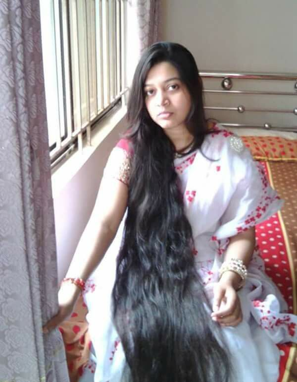 Hairstyles For Long Hair On Saree : 372 best long hair with saree images on pinterest