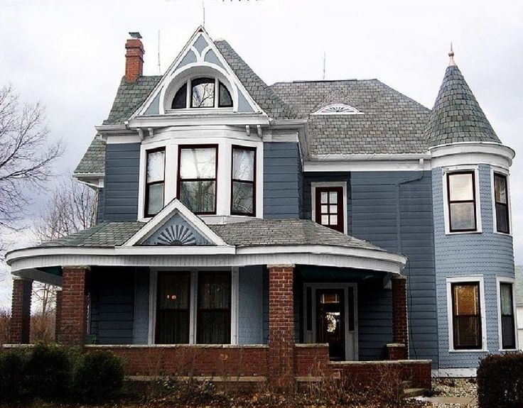 Old Home Exterior Paint Colors
