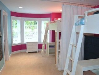17 Best ideas about Two Girls Bedrooms on Pinterest  Shared rooms, Sister bedroom and Kids bedroom