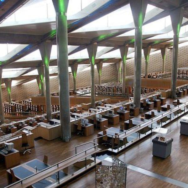 Bibliotheca Alexandrina, Alexandrie (Egypte)