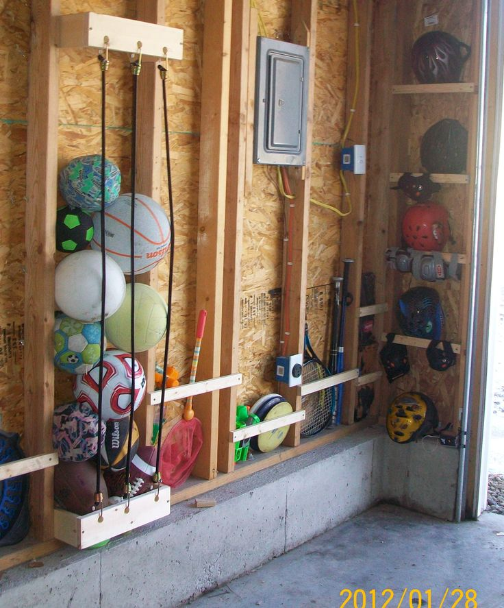 Ball Organizer Garage: 12 Best Car Lift Or Auto Lift Garage Plans Images On Pinterest