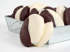 Zabar's Black and White Cookie Recipe- Just as I suspected, waaayyyy better when I bake them myself :)