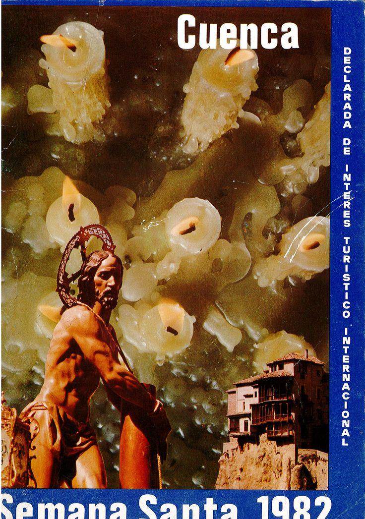 Semana Santa 1982  Programa de la Semana Santa Cuenca 1982 #SemanaSanta #Cuenca