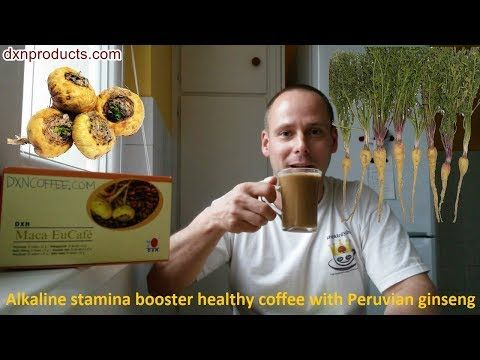 dxnproducts.com: Alkaline coffee with Peruvian Ginseng: DXN Maca Eu...
