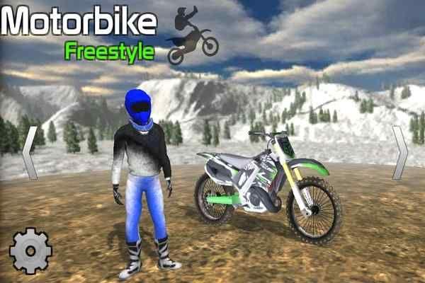 Motorbike Freestyle Online Bike Racing Games Bikes Games Racing