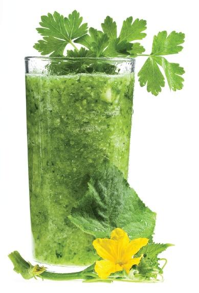 Los batidos verdes te dan la proteina vegetales en su forma mas pura!
