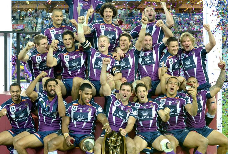 Melbourne Storm won the 2012 NRL Grand Final. (Getty)