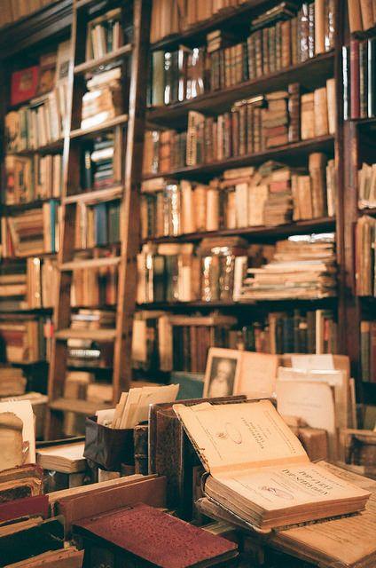 inyourloverseyes:  Bookstore | via Tumblr on We Heart It.