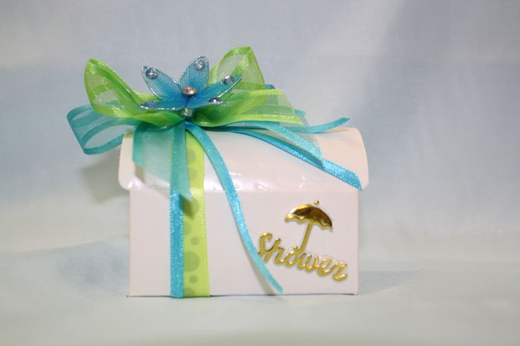 Our boxes are decorated with the finest quality ribbons and flower You can customize the boxes to your color scheme Our boxes are filled with 5 Jordan almonds Chocolate or candy can substitute the Jordan almonds for an additional fee They are a great addition to seating plates, seating cards or simply party favors  Ribbons, flowers and boxes come in various colors, contact us with your colors of interest. #favor #boxes #wedding #shower #favorboxes #bonbonniere