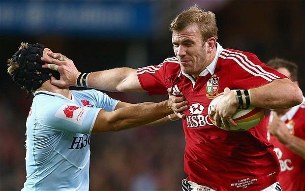 Big blow: Tom Croft underwent surgery on Tuesday to repair his damaged knee