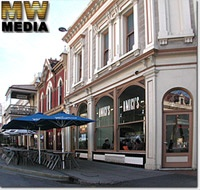 Melbourne St. & O'Connell Street  - Adelaide's Cafe Precincts