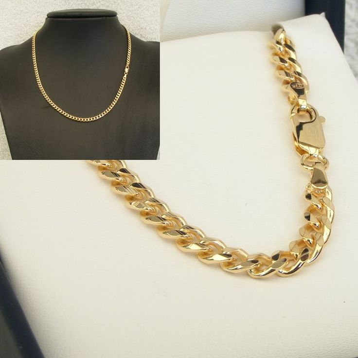 9ct Gold Bev DC Curb Chain - MM-BDC-0003