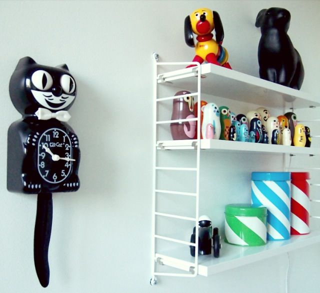 Home, decoration, kids room, kitty cat