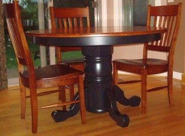 Amish Furniture Tables & Chairs - craftsman - Dining Sets - Other Metro - Superior Fine Furnishings