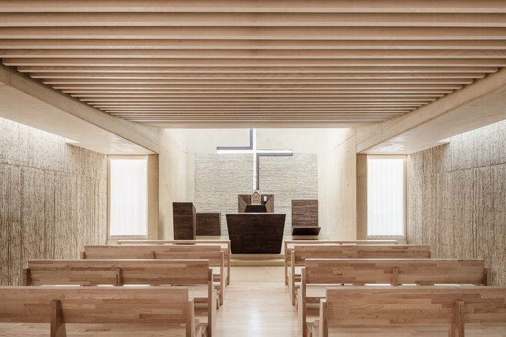 Gallery of Roser Chapel / Erithacus arquitectos + Guillermo Maluenda - 11