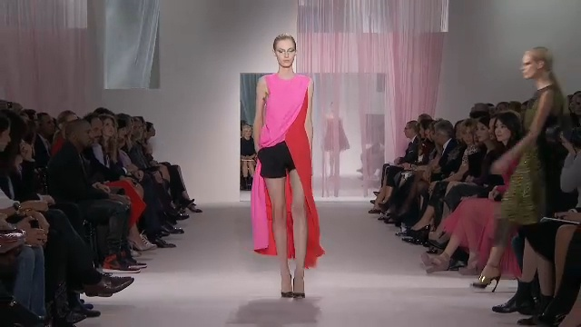 Dior ready-to-wear Spring-Summer 2013