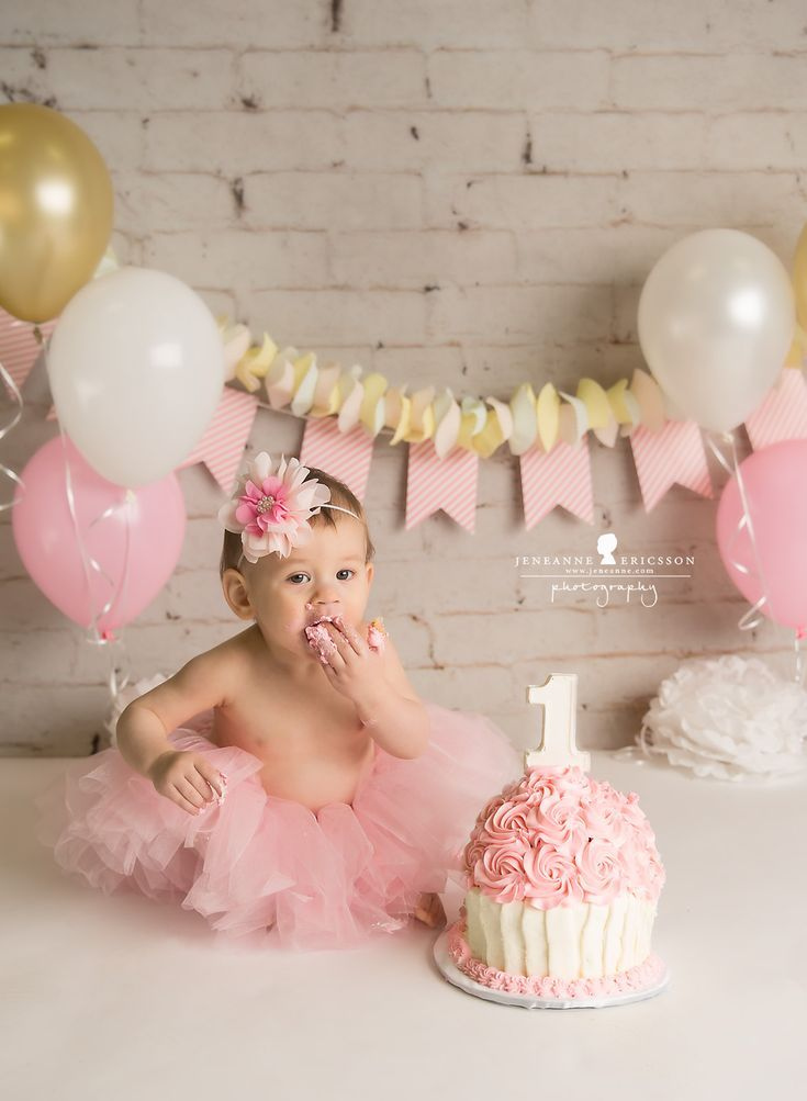 Pleasant Cakesmash Gallery With Images Pink Smash Cakes Smash Cake Funny Birthday Cards Online Alyptdamsfinfo