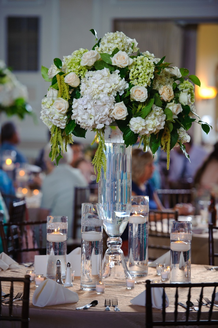 Best tall centerpieces images on pinterest flower