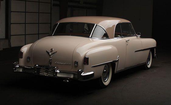 1951 Chrysler New Yorker Newport
