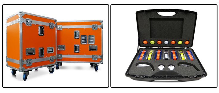 Flight Case for #GolfAccessories, #Music, #AudioVisualEquipment to protect valuable Equipment whilst your on the move.