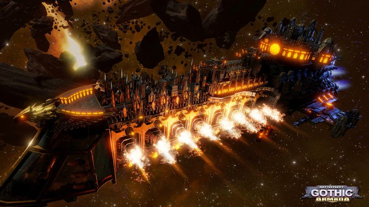 Battlefleet Gothic: Armada Announced - Faeit 212: Warhammer 40k News and Rumors