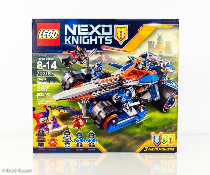 Lego NEXO KNIGHTS box 70315 http://www.flickr.com/photos/brickresort/24066872385/