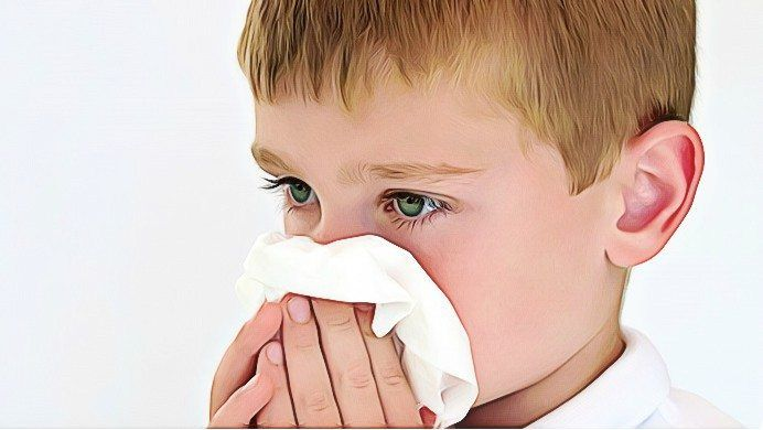 5 Home Remedies For Runny Nose In Children And Infants Runny Nose Remedies Essential Oils For Babies Runny Nose