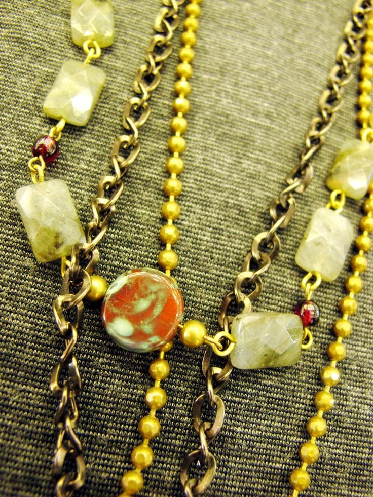The Vintage Prehnite: Vintage Summer Collection 2012.  http://www.facebook.com/nutsiyajewelry
