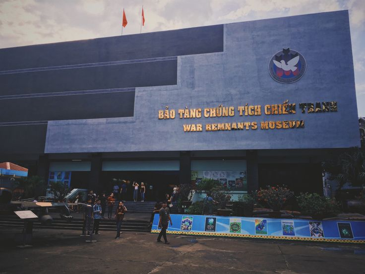 Read on the blog: A visit to Saigons War Remnants Museum  A few weeks ago I spent some time visiting one of the few museums here in Saigon/Ho Chi Minh City: the War Remnants Museum. This place is a reminder of the atrocities committed in the name of fear and freedom and colonialism. The museum is one of the Top 3 most visited spots in the city and Id highly recommend it to anyone coming here even on a short trip.  Ive been thinking about it a lot following my trip to the motherland and I…