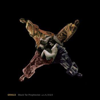 Grails - Black Tar Prophecies 4, 5 & 6 (full official album stream)