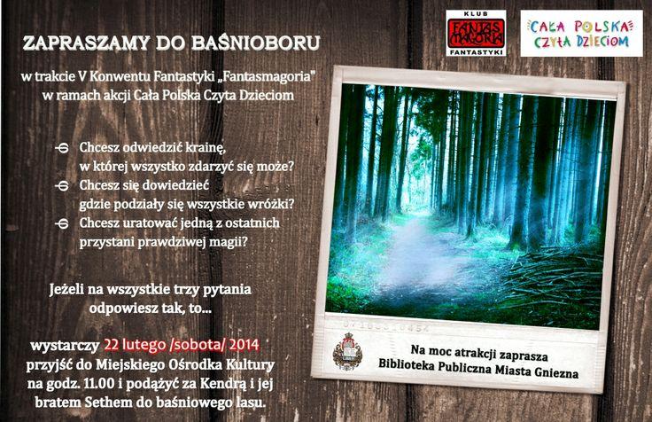 Panel dla najmłodszych podczas V Konwentu Fantastyki Fantasmagoria / Fantasy adventure for children at fantasy convention in Gniezno.