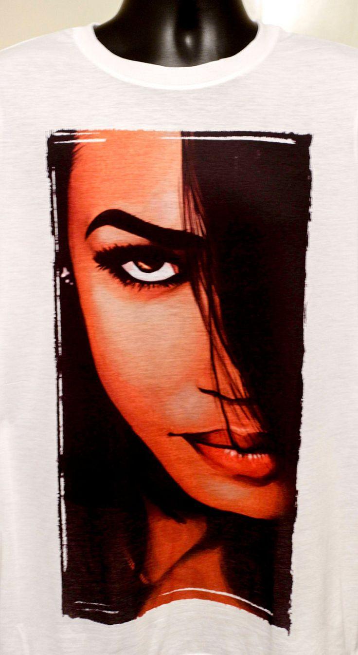 Gorgeous Aaliyah Aaliyah Shirt Aaliyah Shirt by Emmanuelgift