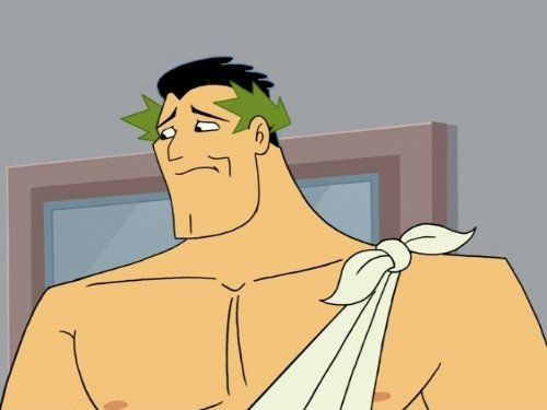 Drawn Together - Captain Hero.