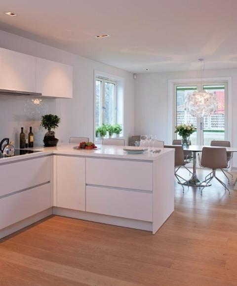 floor, cabinets