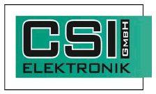 CSI Elektronik GmbH http://csi-elektronik.de/