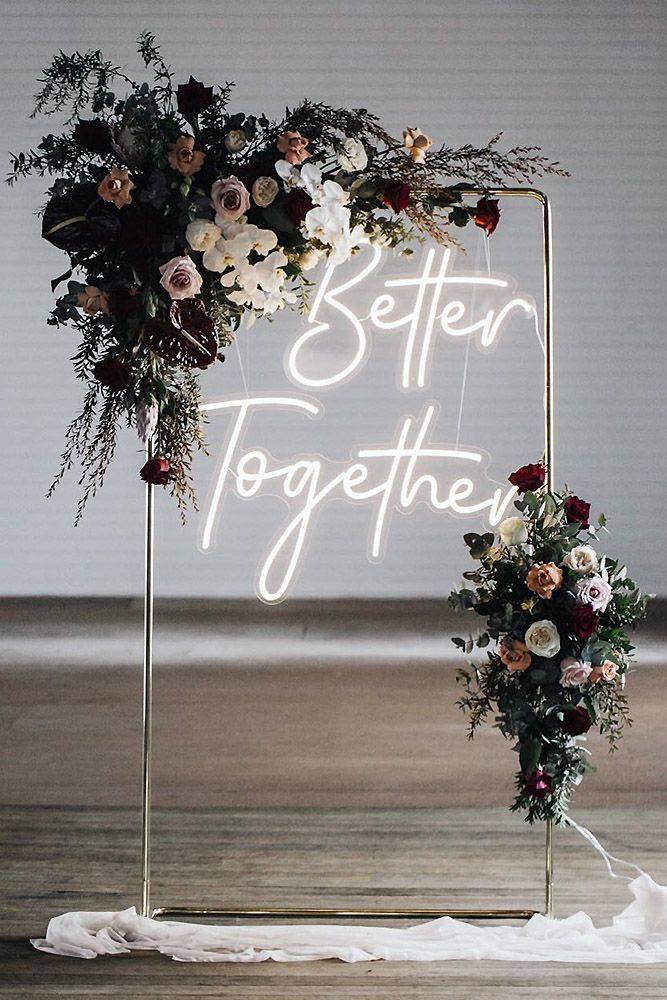 20 The Biggest Wedding Trends In 2020 Wedding Ceremony Backdrop