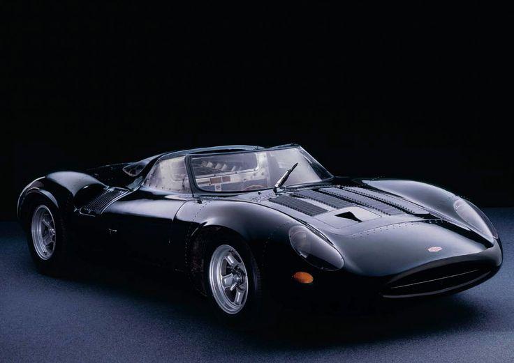 1966 Jaguar XJ-13
