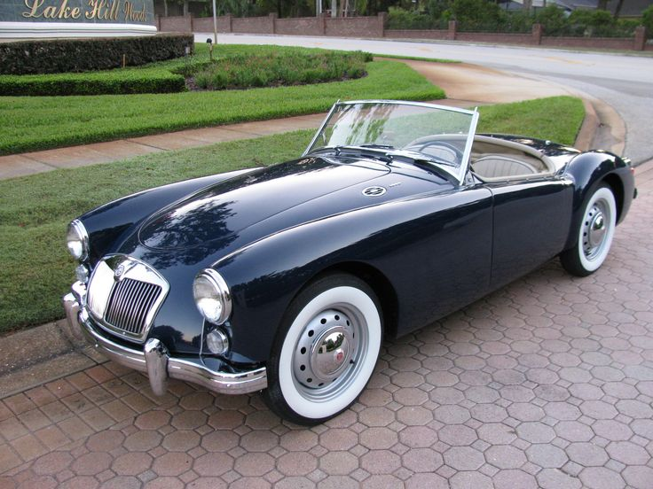 Old British Cars