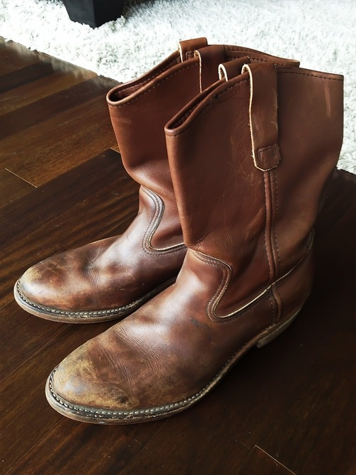 Red Clay Soul: Red Wing Pecos