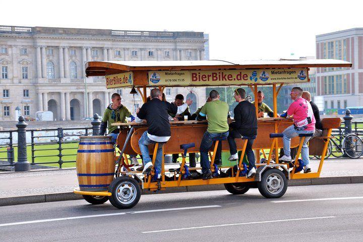 Beer-trolley :D