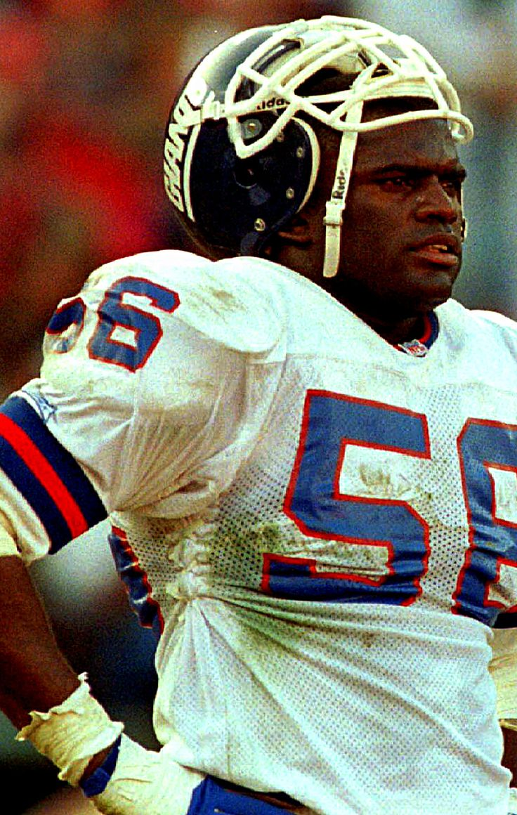Lawrence Taylor-Arguably the Greatest Outside Linebacker in the History of the NFL