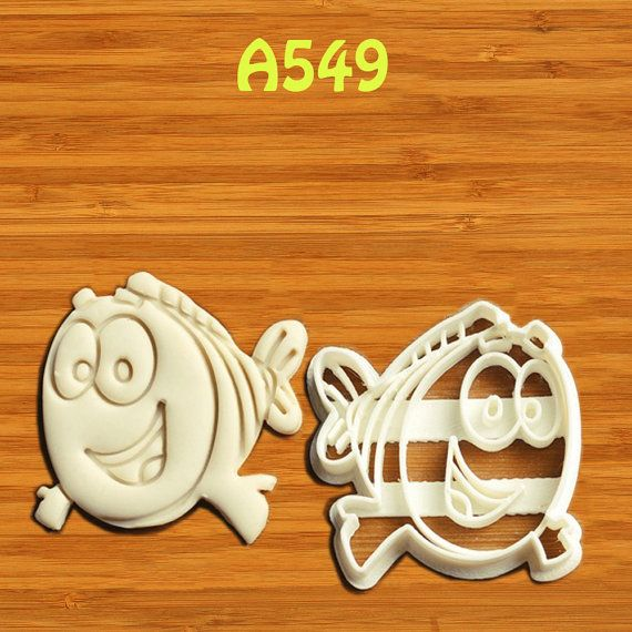 Bubble Guppies Cookie Cutter not bubble guppies by cookiecutter4p
