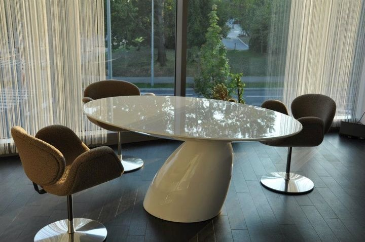 One of my favourite designers is eero aarnio who designed for Well known interior designers