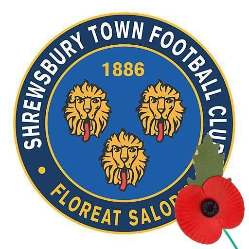 Shrewsbury Town FC (@shrewsweb)   Twitter