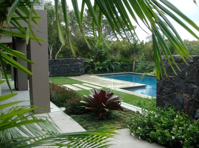 51 best images about swimming pools on pinterest gardens for Pool design auckland