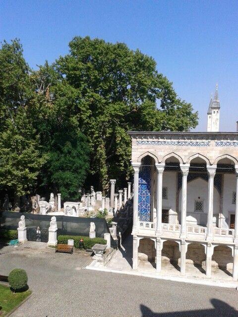 Archeologisch museum istanbul