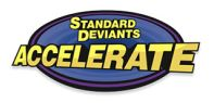 Standard Deviants Accelerate: @Standard Deviants Accelerate  is an online learning site that allows middle and high school students to succeed. Differentiated instruction aims to maximize each student's individual success, while pre-and post-assessments measure comprehension and retention. Plus, Accelerate focuses on re-teaching difficult topics to really drive key concepts home. #homeschool #education